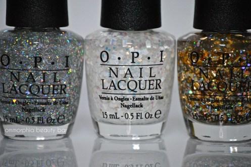 OPI Soft Shades 2013 glitters