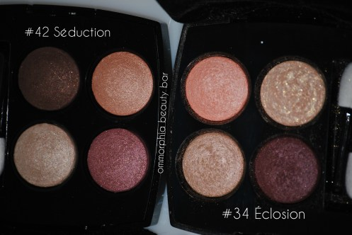 CHANEL Seduction vs Eclosion