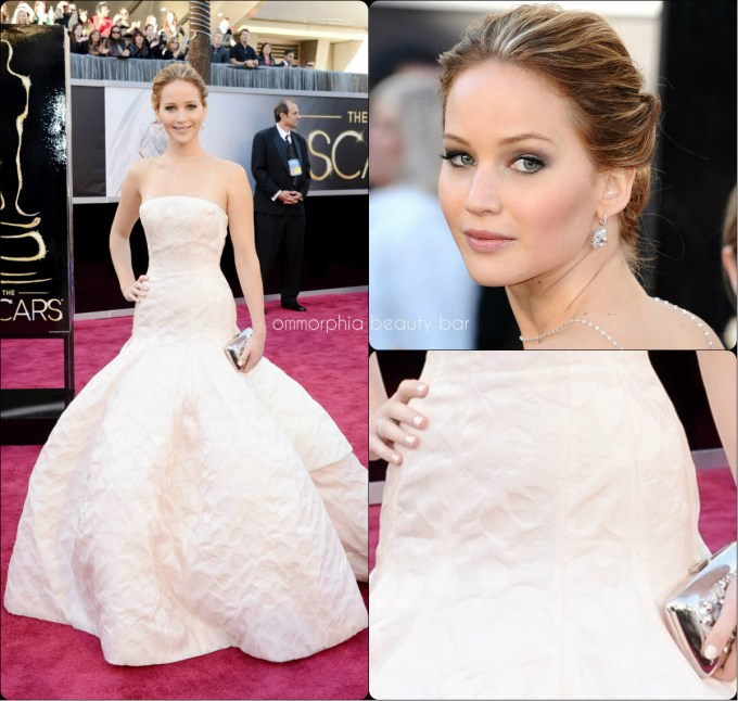 Jennifer Lawrence - Dior Couture