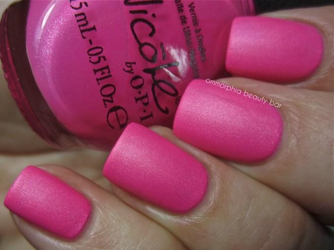 NOPI Still into Pink swatch