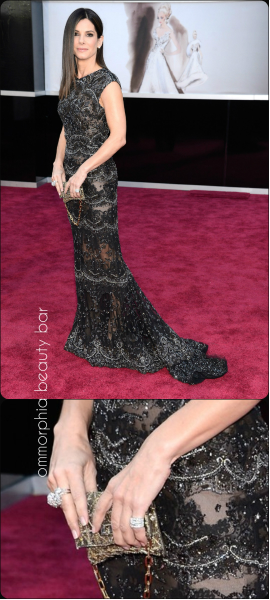 Sandra Bullock - Elie Saab Couture