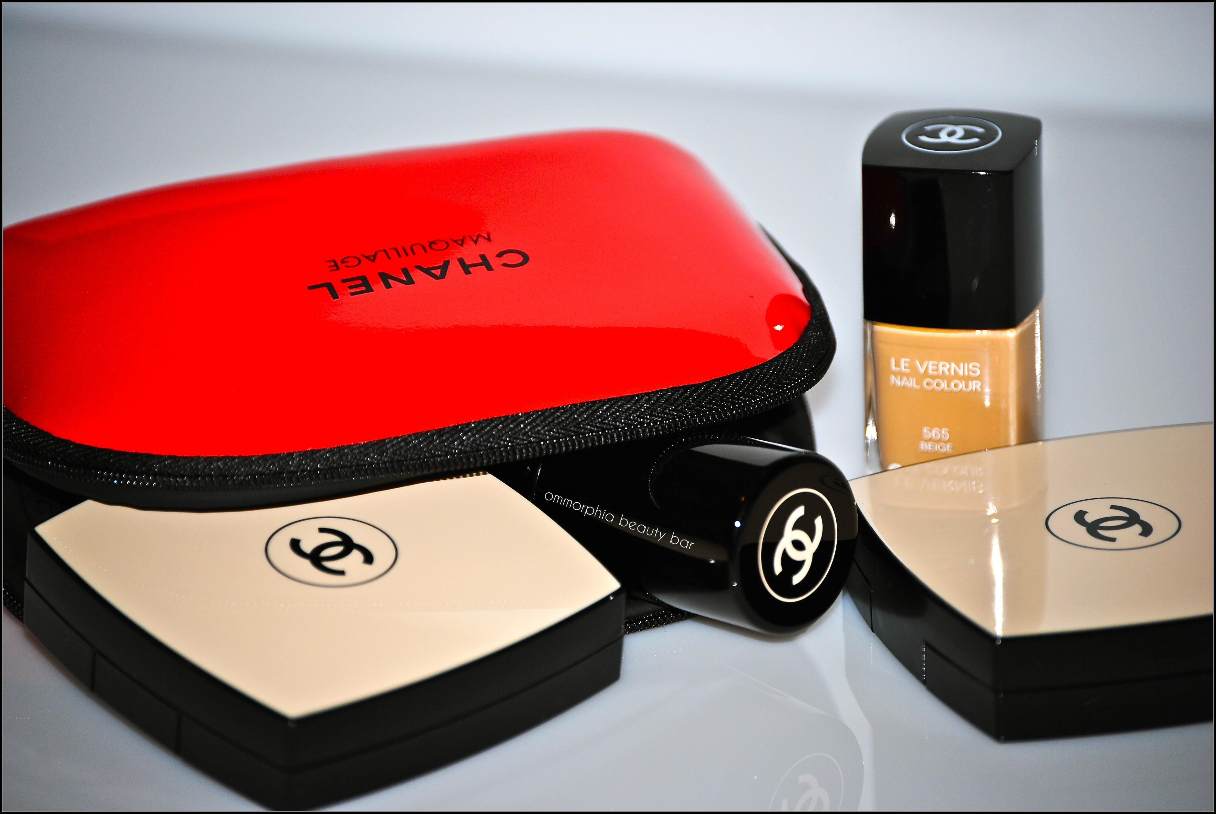 Chanel Makeup Bag chanel les beiges #20 review ommorphia beauty bar
