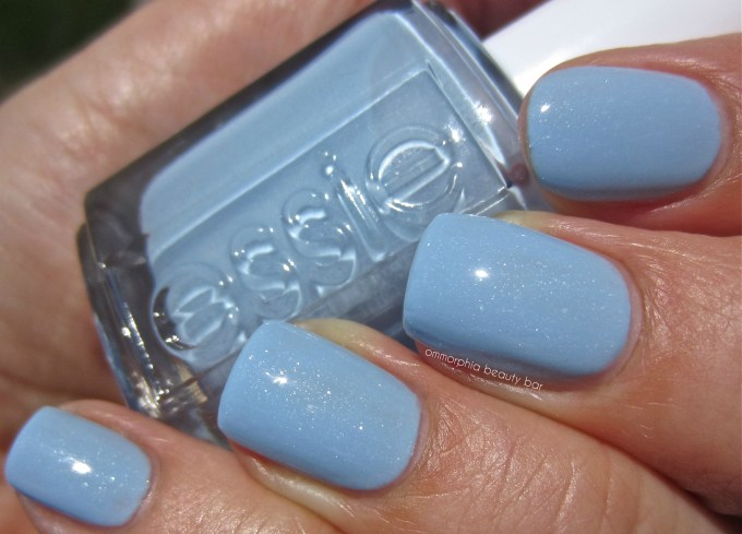 essie Rock The Boat swatch
