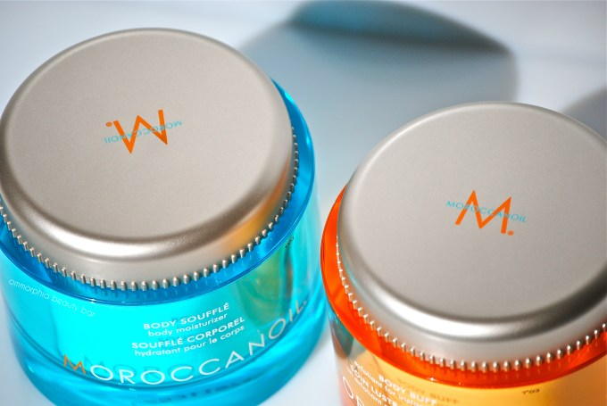 Moroccanoil Body Buff & Soufflé closed