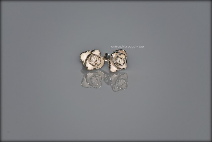 a-england roses earrings