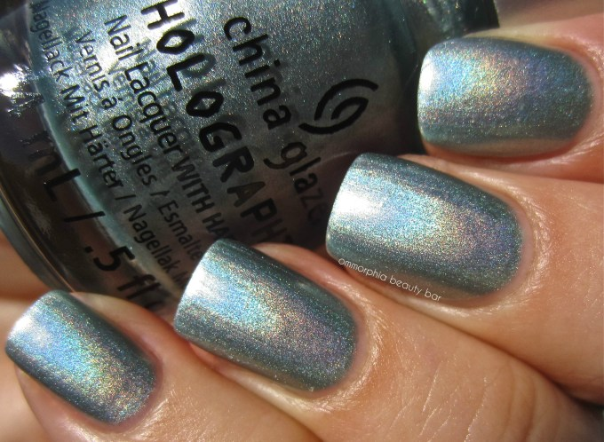 CG Don't Be A Luna-Tic swatch