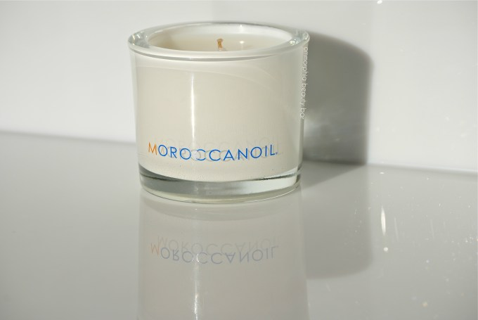 Moroccanoil Candle 4