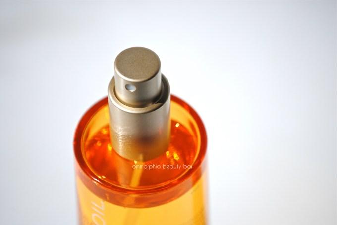 Moroccanoil Dry Body Oil dispenser