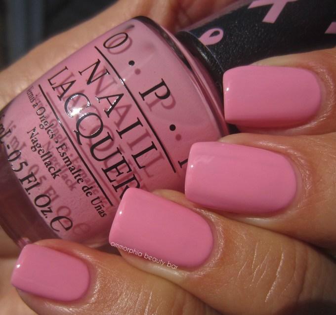 OPI Pink-ing Of You swatch