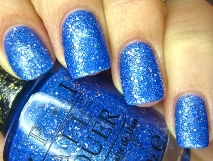 OPI Kiss Me At Midnight swatch 2