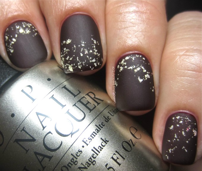 OPI Pure swatch matte