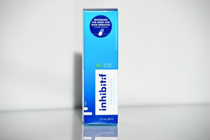 Inhibitif Face Serum boxed