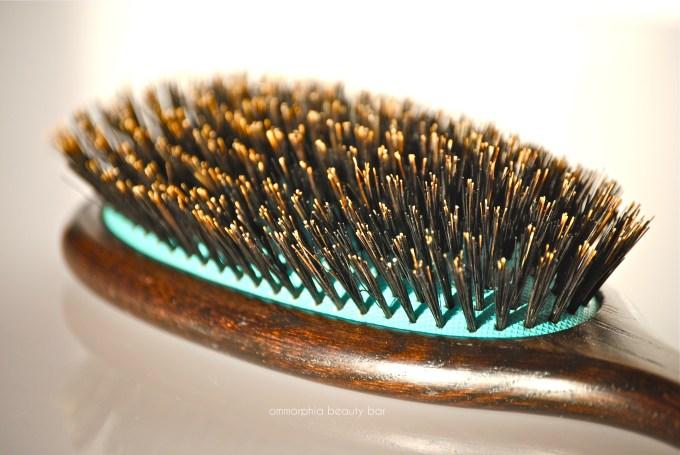 Moroccanoil Classic Brush bristles