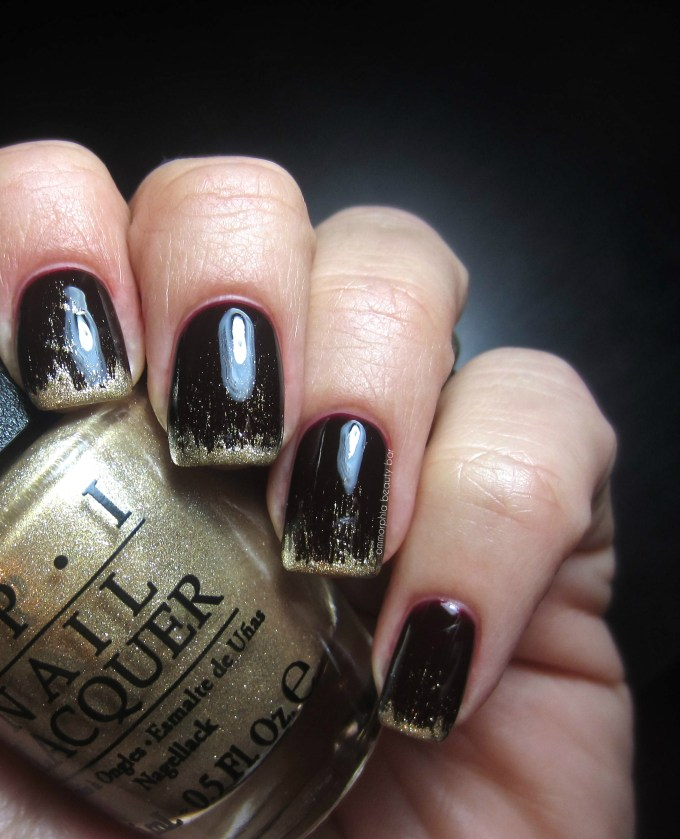 OPI Love.Angel.Music.Baby nail art