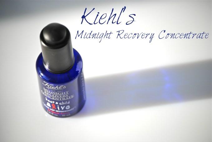 Kiehl's MRC opener new