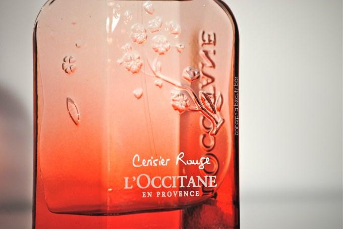 L'Occitane Cerisier Rouge 2
