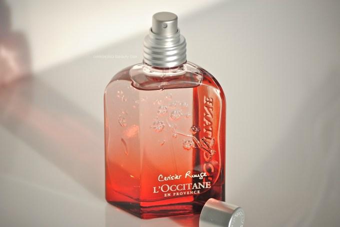 L'Occitane Cerisier Rouge 6