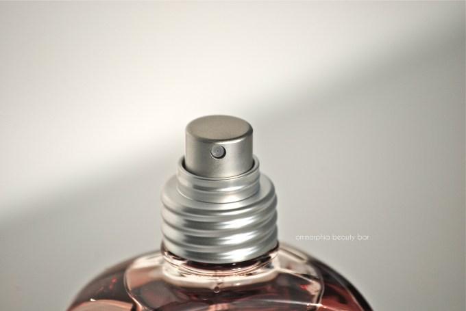 L'Occitane Cerisier Rouge nozzle