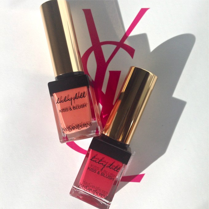 YSL Baby Doll Kiss & Blush opener new