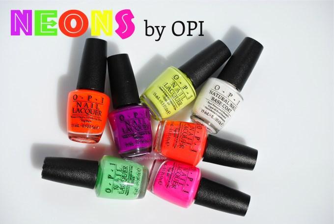 OPI Neons opener