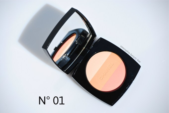 CHANEL No 01 Healthy Glow
