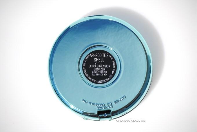 MAC Aphrodite's Shell label
