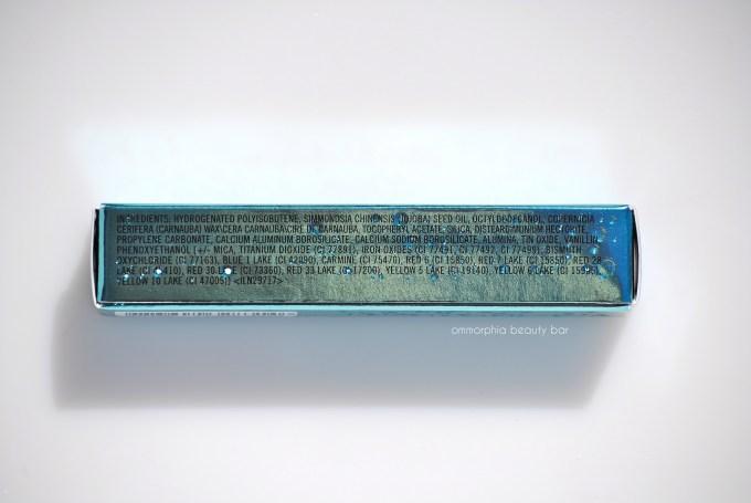 MAC Clear Water Lipglass ingredients