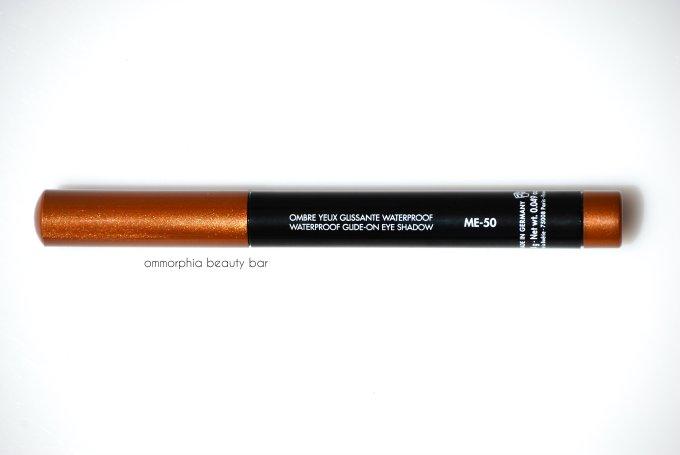 MUFE Aqua Matic ME-50 label