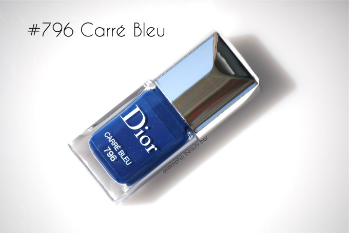 Dior 276 carr bleu eyeshadow palette swatches for Carre bleu