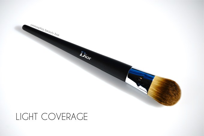 Dior Light Coverage brush