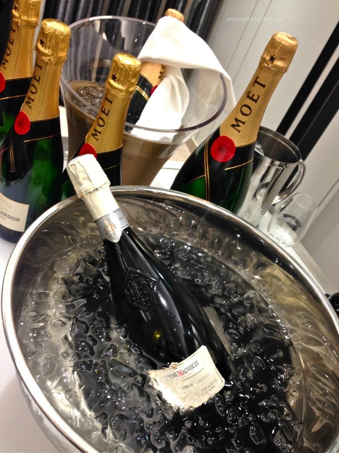 GA event champagne
