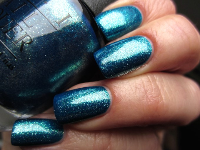 OPI The Sky's the Limit swatch 2