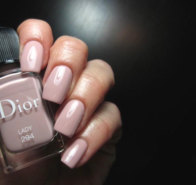 Dior #294 Lady swatch