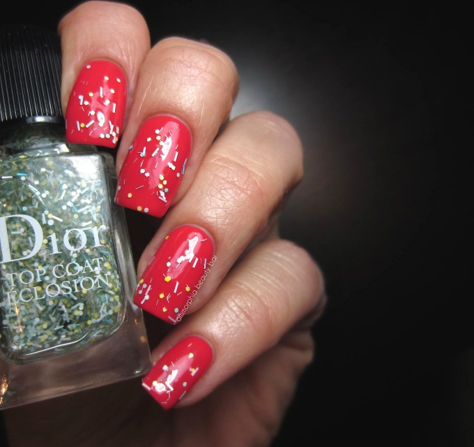 Dior #660 Glory & Eclosion swatch