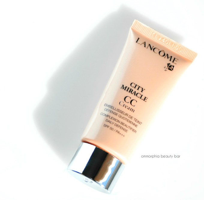 Lancome City Miracle opener