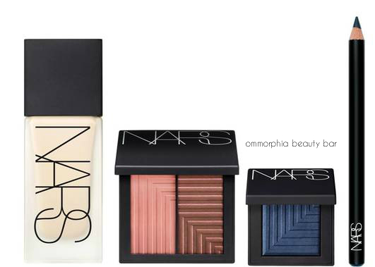 NARS for Claire Danes products