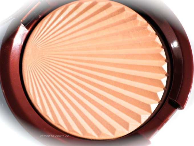 EL Bronze Goddess Illuminating Powder Gelée macro 2