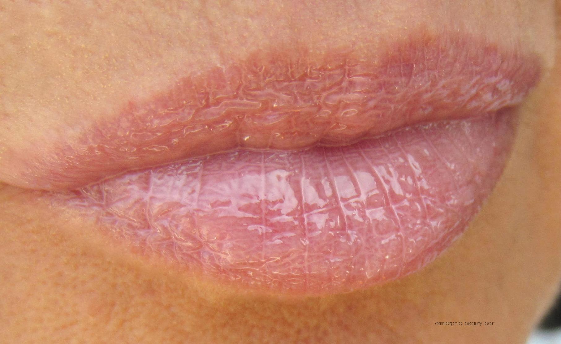 Nars lip gloss swatches