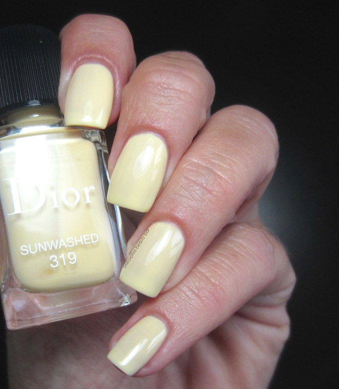 Dior Sunwashed swatch
