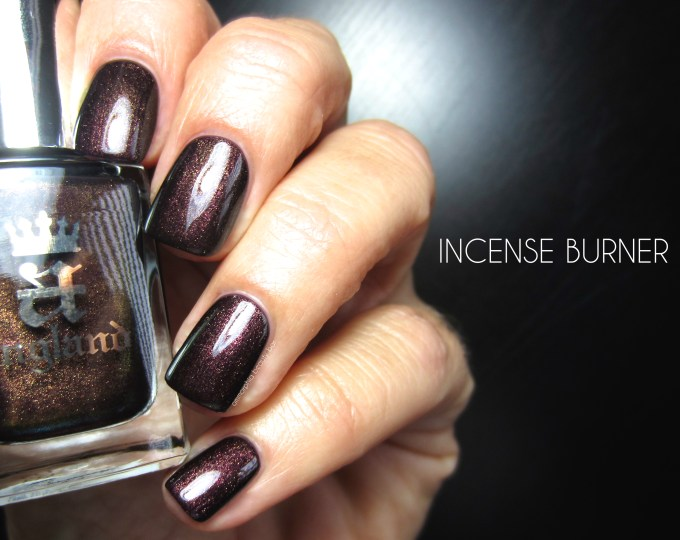a-england Incense Burner swatch 1