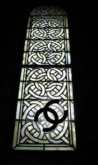Cistercian stained glass 3