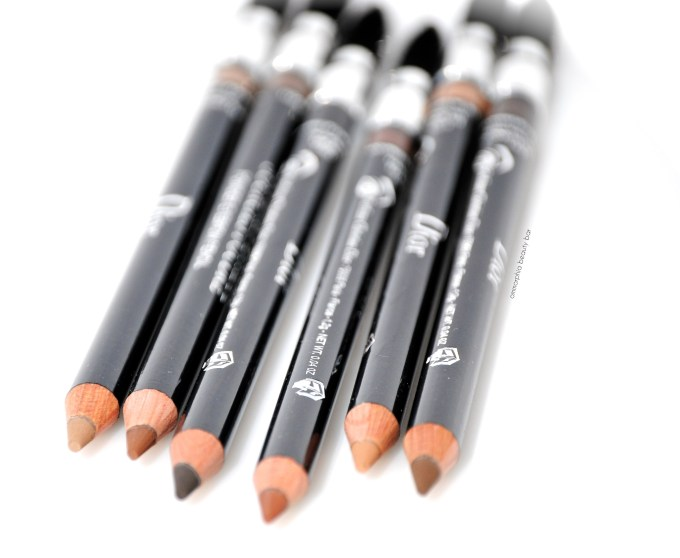 Dior Powder Eyebrow Pencils closer