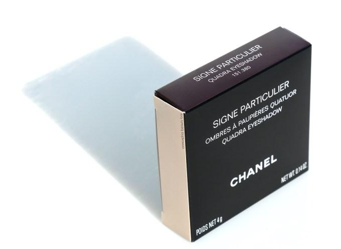 CHANEL Signe Particulier box