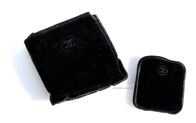CHANEL Infiniment CHANEL sleeves