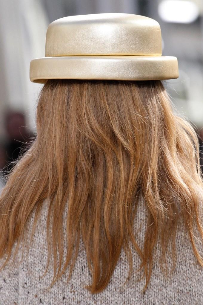 CHANEL AW:16 hair