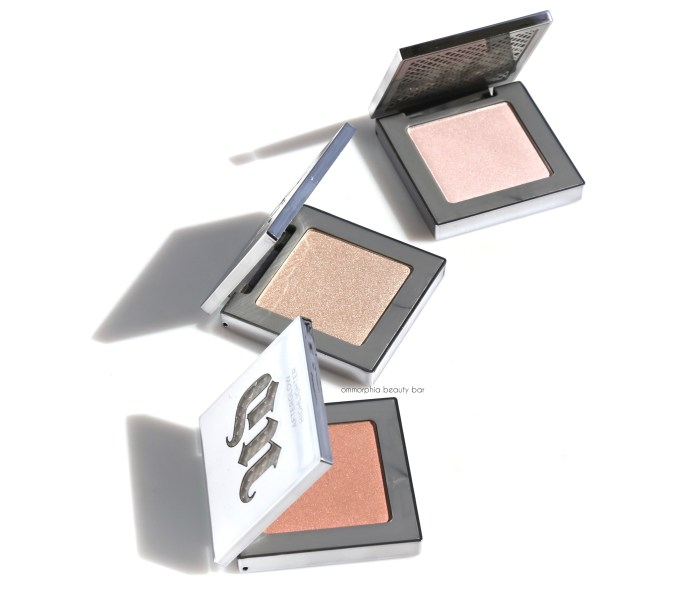 UD Afterglow Highlighters opener