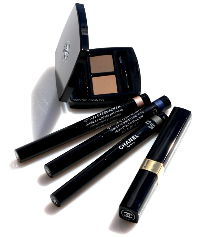 CHANEL Eyes Collection closer