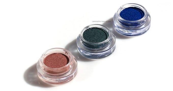 CHANEL Moonlight Pink, Griffith Green & Ocean Light 3