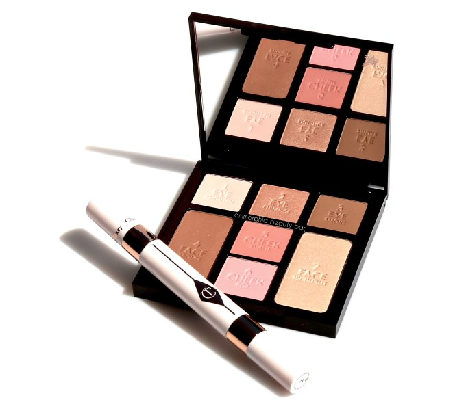 CT Instant Look In A Palette & Eye Wand opener