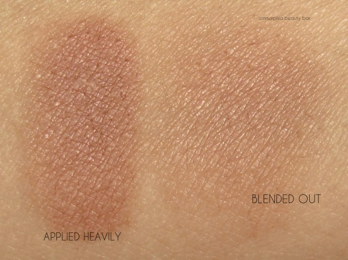 MAC Cosmic Force swatches